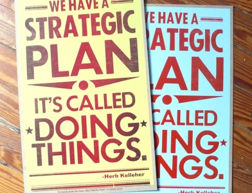 If Strategic Planning Doesn't Work, Why Keep Doing It?